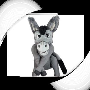 Baby Donkey Puppet