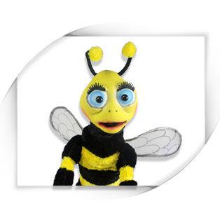 Bee Puppet
